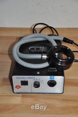 NIKON SMZ-1 / Stereo-Mikroskop mit Ringleuchte + Stativ