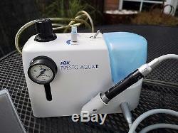 NSK Presto Aqua 2 Turbine mit Auffangwanne