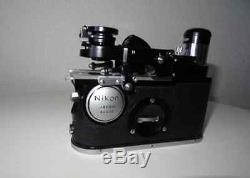 Nikon Field Microscope MODEL H