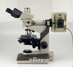 Nikon Labophot-2 Mikroskop Phasenkontrast Fluoreszenz Dunkelfeld #9046