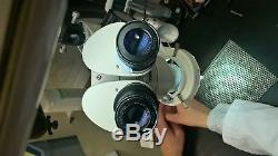 Nikon SM-5 Stereo Microscope Good working condition used