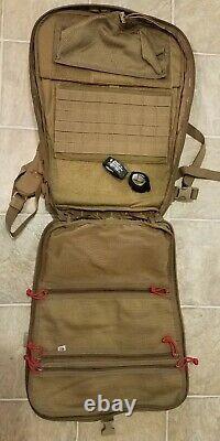 North American Rescue NAR 4 Combat Medical Equipment Bag Coyote Brown 80-0183