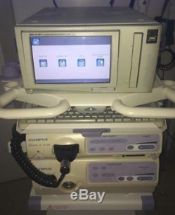OLYMPUS CV 180, CLV 180, PIGTAIL Stryker 26 HD Monitor, Stryker SDC Ultra DVI