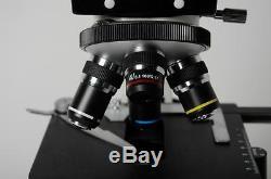 OMAX 40X-2500X Digital LED Lab Trinocular Compound Microscope with USB Camera