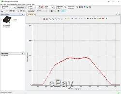 Ocean Optics HR2000 High Resolution Fiber Optic Spectrometer