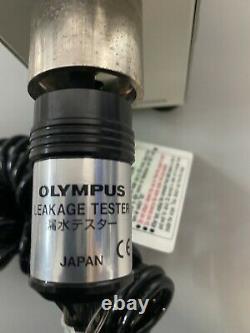 Olympus MU-1 Leak Tester Maintenance Unit Medical Equipment Fast Shipping