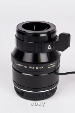 Olympus SM-ER3 Medical Equipment Lens Adapter + Focusing screen