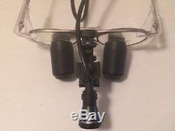 Orascoptic Dental Medical Glasses With Flip Up Loupes