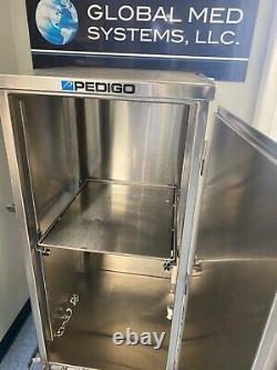 Pedigo Case Cart Medical Equipment