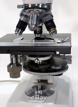 Phasenkontrast Forschungs Labor Routine Arzt Mikroskop Steindorff 125-1250x