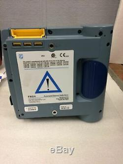 Philips Heart Start Fr2+ Defibrillator Medical Equipment +2xBatteries WORKING