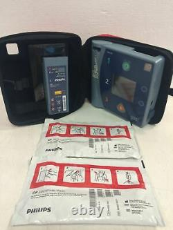Philips Heart Start Fr2+ Defibrillator Medical Equipment Fr2+ Philips Smarts Pad