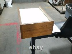 Phlebotomy Chair Desk Table Blood Draw Station Medical Lab Equipment CAN SHIP