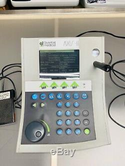 QUANTEL MEDICAL AXIS II Ophthalmic Equipment Echograph A SCAN Biometer BONUS