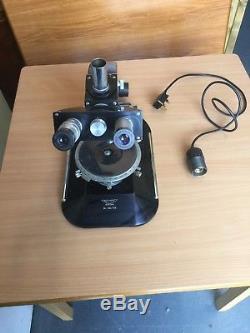 Reichert microscope