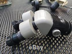 Renfert Stereo-Mikroskop mit Stativ