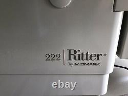 Ritter 222 Electric Examination Exam Table Medical Office Equipment MidMark
