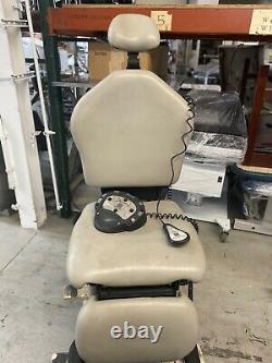 Ritter 419 Exam Procedure Chair Medical Equipment