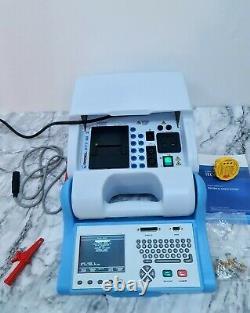 SEAWARD RIGEL 277 PLUS electrical safety analyser testing medical equipment