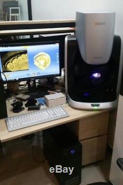 SIRONA inLab CADCAM Scanner inEOS X5 with SIRONA PC