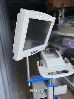SONOSITE SiteStand P02517-03 Mobile Docking System STATION MEDICAL EQUIPMENT