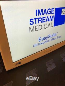 STORZ NDS IMAGE STREAM 26 HD Wide View Radiance Endoskope Monitor SC-WU26-A1511