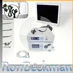 STRYKER 1188 X8000 Vision Elect 21 HD Monitor Urology ENT Endoscopy Endoscopic