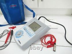 Seaward Rigel 266+ Plus Electrical Safety Analyser Tester Medical Equipment Test