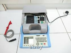 Seaward Rigel 277 Plus Electrical Safety Analyser Medical Equipment Tester Unit