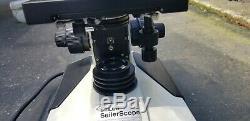 Seiler SeilerScope Microscope, Medical Laboratory, Lab Equipment
