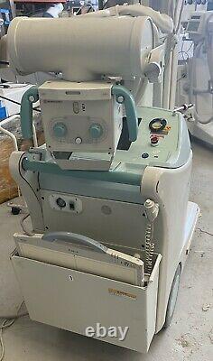 Shimadzu Mobile Dart Plus Portable X ray System Medical Equipment