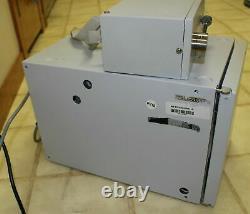 Shimadzu SIL-10AF Auto Sampler and Syringe Unit Medical And Lab Equipment