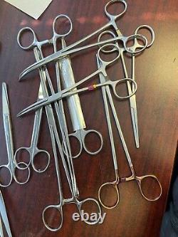 Sklar Instruments 17-2862 Rochester-ochsner Forceps- MEDICAL EQUIPMENT SK