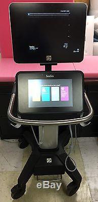 SonoSite X-Porte Ultrasound Machine System +P21XP & HFL38XP Transducer Probe