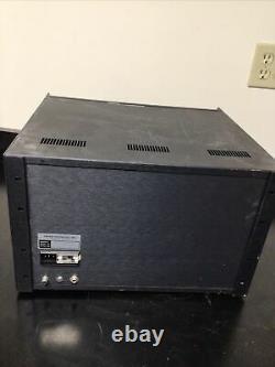 Sonometrics Sonomicrometry System Lab Equipment Science Study Medical