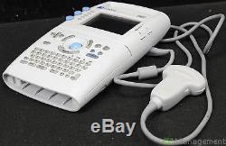 Sonosite 180 Plus Portable Ultrasound System withC60 Transducer