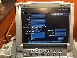Sonosite M Turbo Ultrasound with Convex C60+Vascular L38 Trasducers+cart+printer