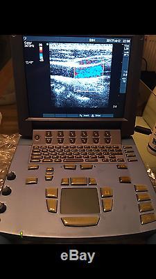 Sonosite Micromaxx Ultrasound, 2 probes L38e and C-60e, Colour Doppler