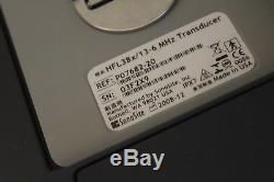 Sonosite S-Nerve vascular/nerve ultrasound with HFL38x-13-6 MHz transducer