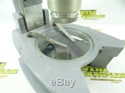Spencer Precision 20x Dual Eye Piece Microscope