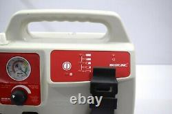 Sscor VX-2 Aspirator Suction Portable Instant Medical Electrical Equipment