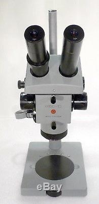 Stemi Stereomikroskop MBS-10 Vergr. 8,4x bis 98x / ähnlich Technival Citoval