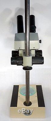 Stemi Stereomikroskop OGMS-P3 / MBS-10 / 2,4x bis 28x / wie Technival Citoval