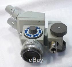 Stereomikroskop Stemi Zeiss Jena Technival Vergr. 16 100x Plan-Okulare