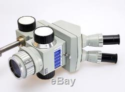 Stereomikroskop technival carl zeiss jena stereolupe m pk