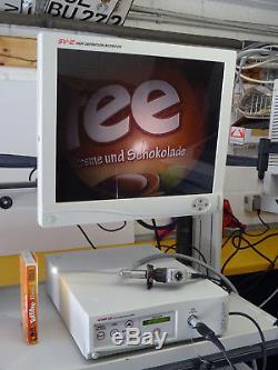Stryker 1088 Hd Video Endoskopie Kamera System + Hd Tft Monitor Für Storz U. A