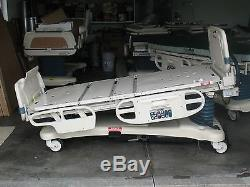 Stryker Secure Ii Electric Hospital Bed With Scale Zoom