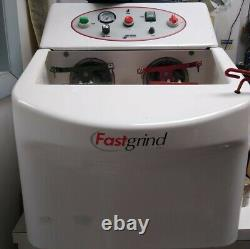 Super Systems Fast Grind 2200 Edger Tracer Optometry Medical Equipment