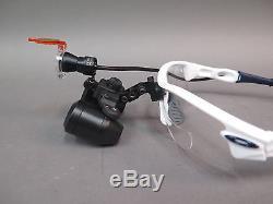 Surgitel Oakley Radar Glasses Dental Loupes Led Light