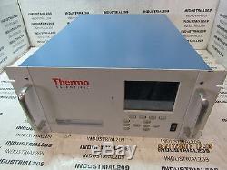 THERMO SCIENTIFIC 450i SO2 H2S ANALYZER USED